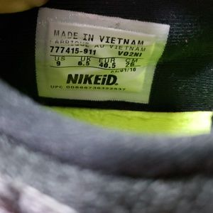 Nike Shoes - Nike Roshe One Flyknit ID (Custom Sneakers)